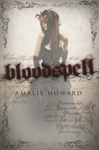 Bloodspell Front Cover